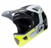 Kenny CASQUE SCRUB WHITE/YELLOW