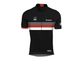Bouticycle Maillot manches courtes Legendary Noir/Rouge