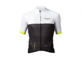 Bouticycle Maillot manches courtes CLIMB 111 Noir/Jaune