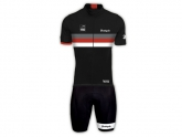 Bouticycle Pack Maillot + Cuissard legendary noir-rouge