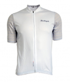 Bouticycle Maillot manches courtes TWENTY FIVE Blanc