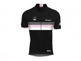 Bouticycle Maillot manches courtes Legendary Dame Noir/Rose