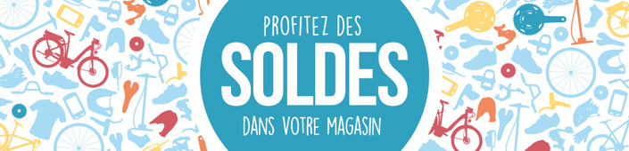 Les soldes Bouticycle